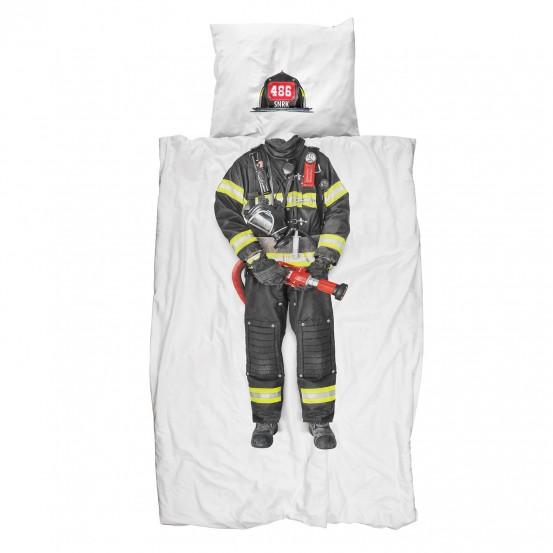 Snurk Beddengoed Firefighter