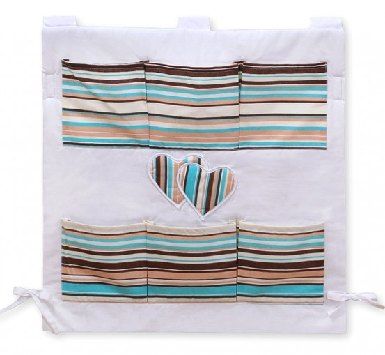 My-Sweet-Baby-Opbergzak-Two-Hearts-Brown-Stripes