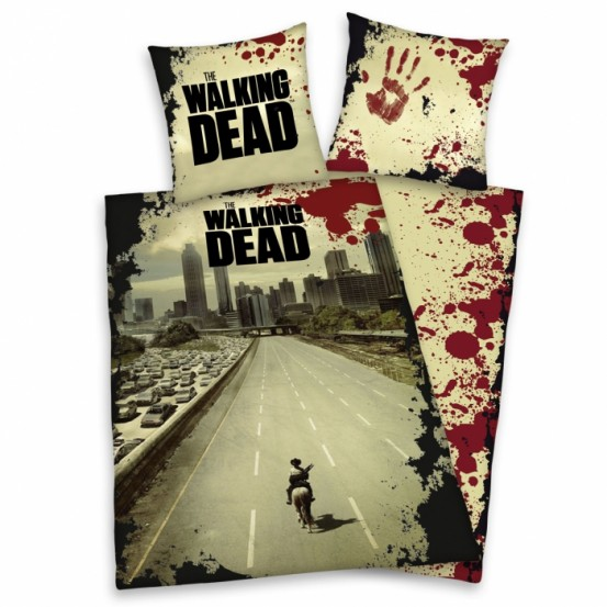 Teen World Dekbedovertrek The Walking Dead