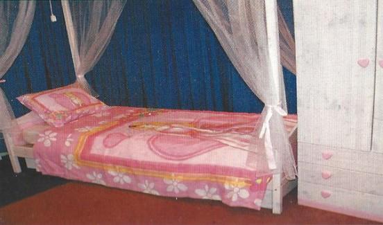 Bedset 3 Delig Princess