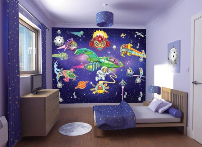 Behang Kinderkamer Ruimtevaart : ≥ winnie the pooh fotobehang best friends babykamer behang