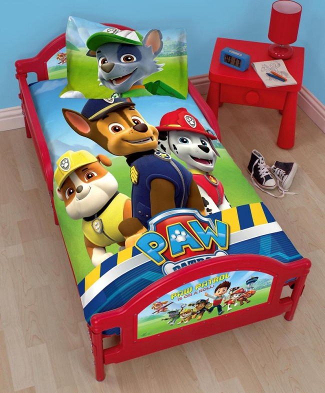 Patrol Rescue Junior Bed