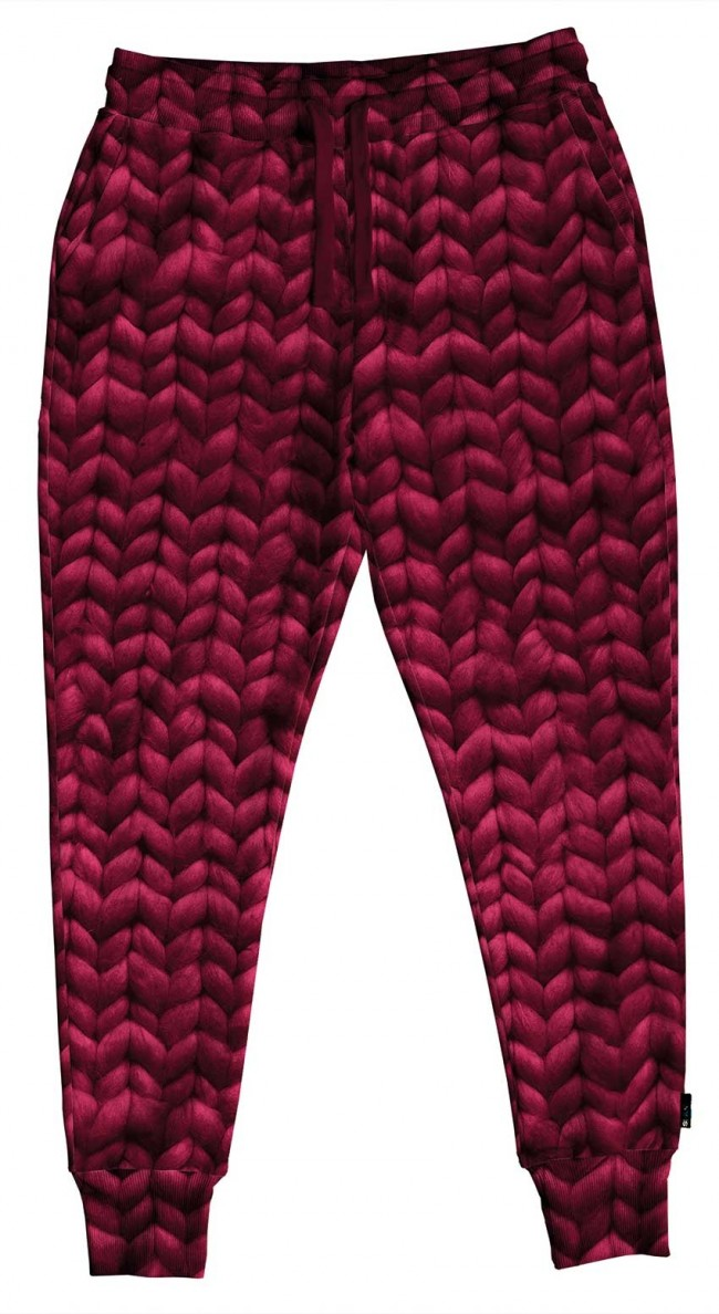 d6a8121f6e4 Snurk Broek Woman Twirre Burgundy Red