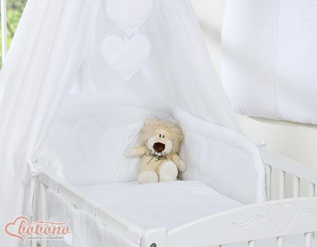 my sweet baby hemel katoen wit. Black Bedroom Furniture Sets. Home Design Ideas