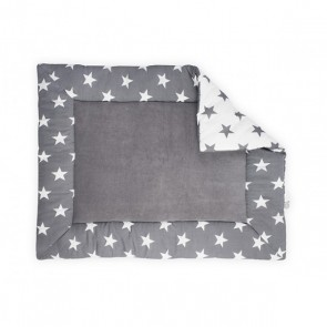Jollein Boxkleed 80x100cm Little star anthracite