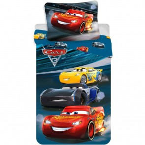Disney Cars Dekbedovertrek Multi