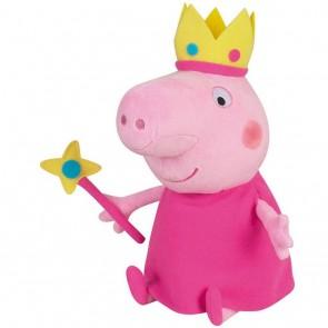 Peppa Pig Knuffel Princess 25 cm