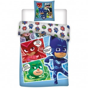 PJ Masks Dekbedovertrek Super Multi