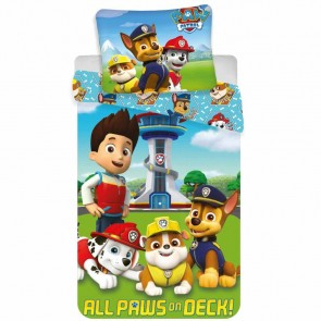 Paw Patrol dekbedovertrek All Paws On Deck
