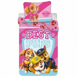 Paw Patrol Dekbedovertrek Best Pups Ever