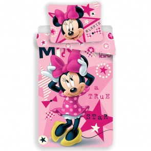 Disney Minnie Mouse  Dekbedovertrek Star