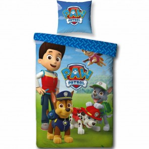 Paw Patrol Dekbedovertrek Outside