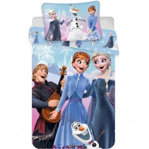 Disney Frozen Dekbedovertrek Singing Together