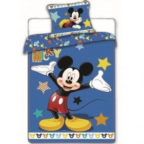 Disney Mickey Mouse Dekbedovertrek Star