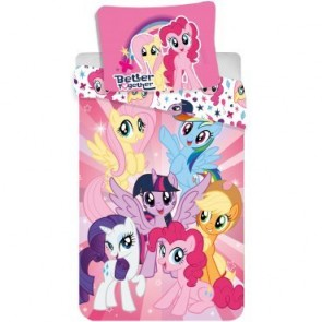 My Little Pony Dekbedovertrek Better Together