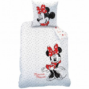 Disney Minnie Mouse Dekbedovertrek Drawing