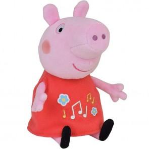 Peppa Pig Knuffel met Geluid 17 cm