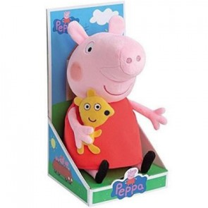 Peppa Pig Knuffel 24 cm