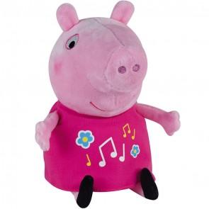 Peppa Pig Knuffel met Muziek en Licht