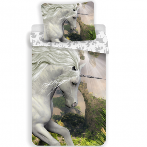 Unicorn Dekbedovertrek Wonders