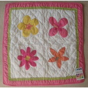 Hiccups Enchanted Garden quilt kussenhoes
