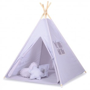 Tipi Speeltent Diamond Grey