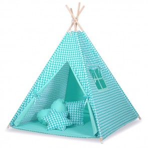 Tipi Speeltent Triangle Mint