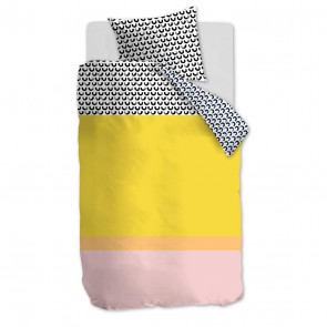 Beddinghouse Kids Dekbedovertrek Mette Yellow