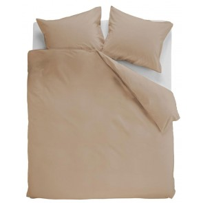Ambiante Dekbedovertrek Uni Cotton Khaki