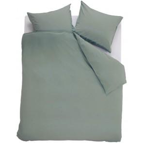 Ambiante Dekbedovertrek Uni Cotton Green