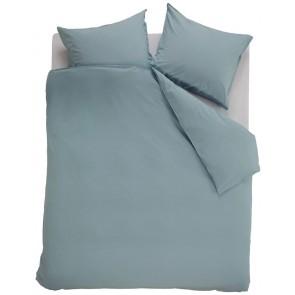 Ambiante Dekbedovertrek Uni Cotton Blue