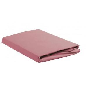 Ambiante Hoeslaken Katoen Roze