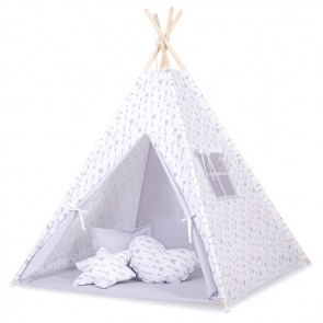 Tipi Speeltent Arrow Grey