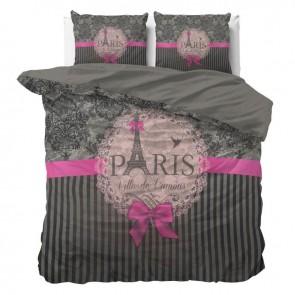 Dreamhouse Dekbedovertrek I Love Paris Pink