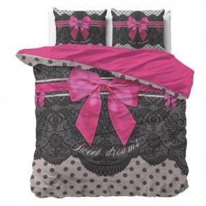 Dreamhouse Dekbedovertrek Romance Pink