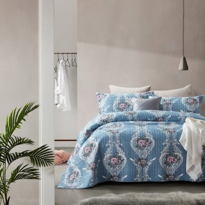 Dreamhouse Retro Flower Bedsprei