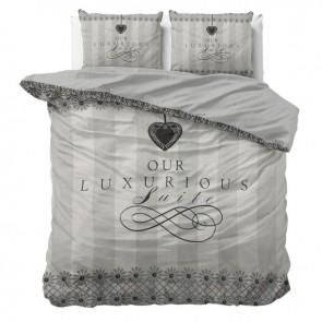 Dreamhouse Dekbedovertrek Luxurious White