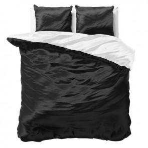 Sleeptime Dekbedovertrek Beauty Double Face Black/White
