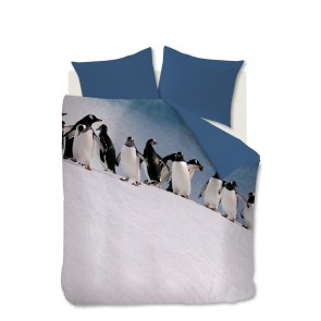 Ambiante Dekbedovertrek Penguins