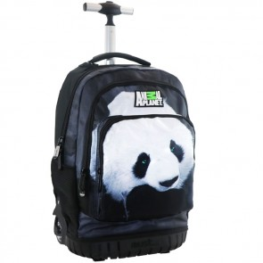 Animal Planet Panda Trolley - Rugzak