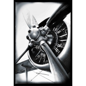 Propellor Fotobehang (Wallpaper)