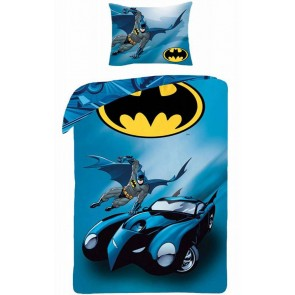 Dekbedovertrek Batman Batmobile