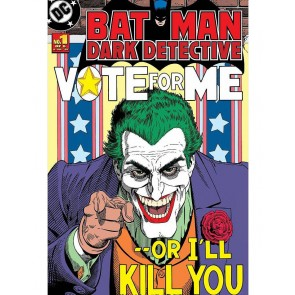 Batman Joker Fotobehang (Wallpaper)