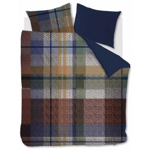 Beddinghouse Dekbedovertrek Flanel Edward
