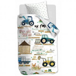 Beddinghouse Kids Dekbed Farm New!