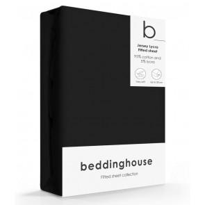 Beddinghouse Jersey-Lycra Hoeslaken Black
