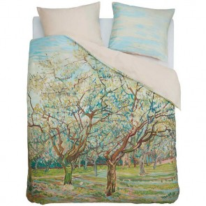 Beddinghouse Van Gogh Museum Dekbedovertrek Orchard