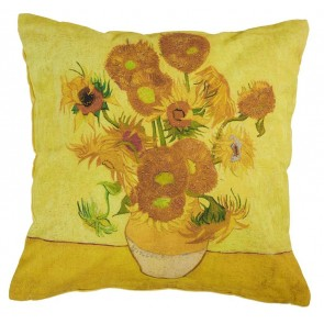 Beddinghouse Van Gogh Museum Sierkussen Sunflower