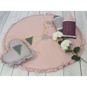 Betulli Speelkleed Linnen Dusty Pink