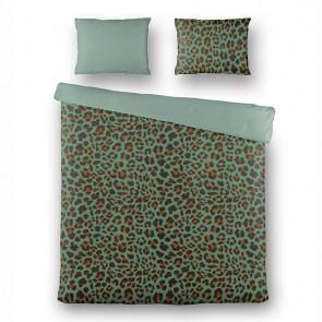 Byrklund Dekbedovertrek Lazy Leopard